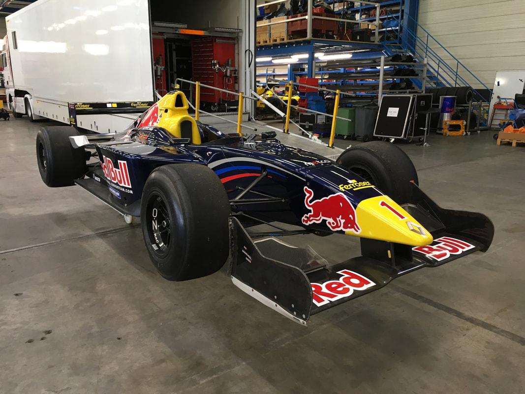 A1GP,GP2, Formula 3000, Indy Lights